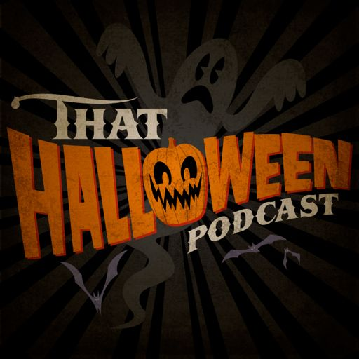 Cover art for podcast That Halloween Podcast