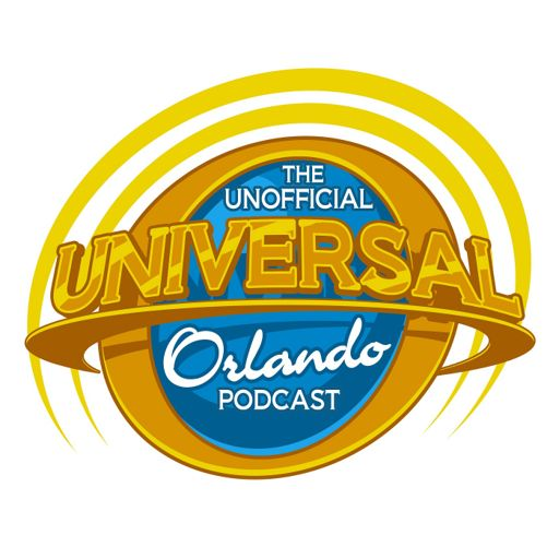 Cover art for podcast Unofficial Universal Orlando Podcast