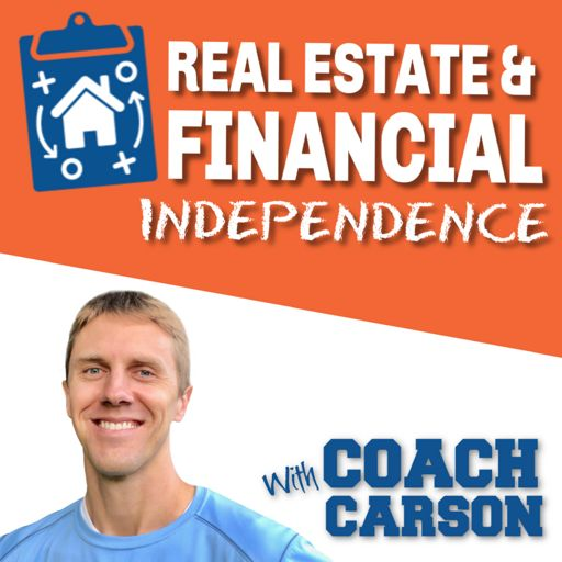 Cover art for podcast Real Estate & Financial Independence Podcast