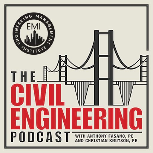 Cover art for podcast The Civil Engineering Podcast