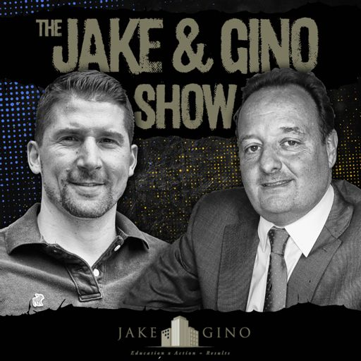 Cover art for podcast Jake and Gino Podcast