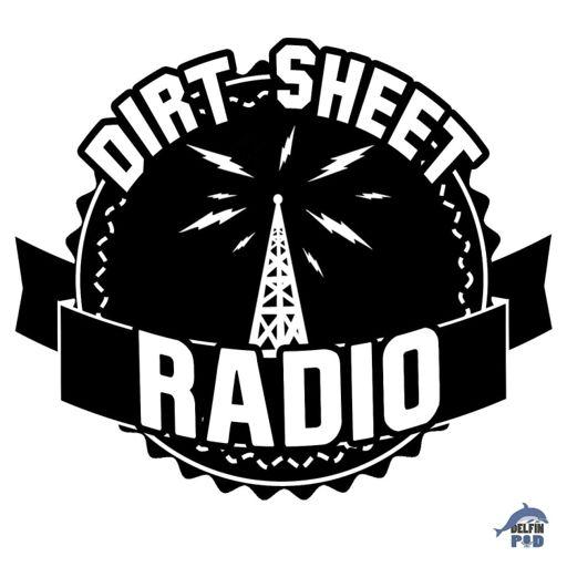 Cover art for podcast Dirt Sheet Radio: a Wrestling podcast