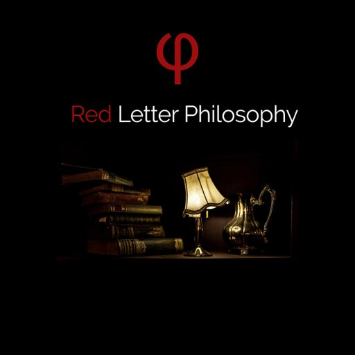 Cover art for podcast Red Letter Philosophy