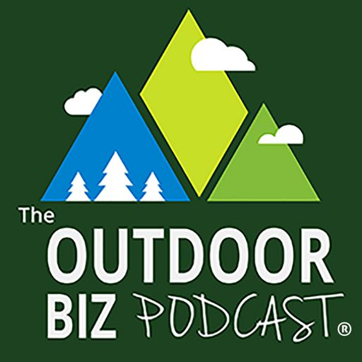 Cover art for podcast The Outdoor Biz Podcast