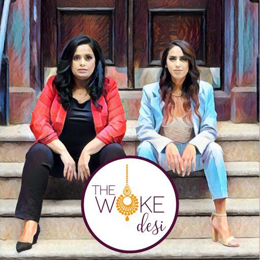 Cover art for podcast The Woke Desi
