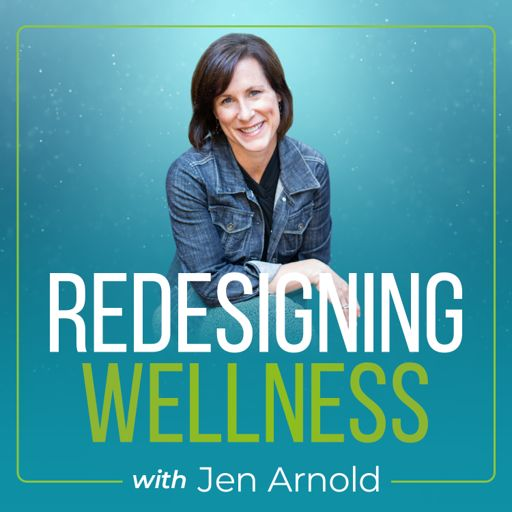 Cover art for podcast Redesigning Wellness Podcast