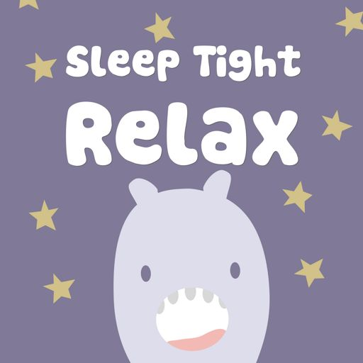 Cover art for podcast Sleep Tight Relax - Helping busy minds become calm at bedtime