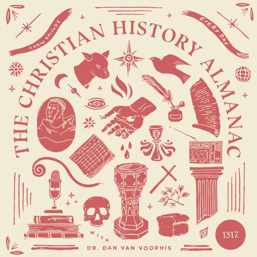 Cover art for podcast Christian History Almanac