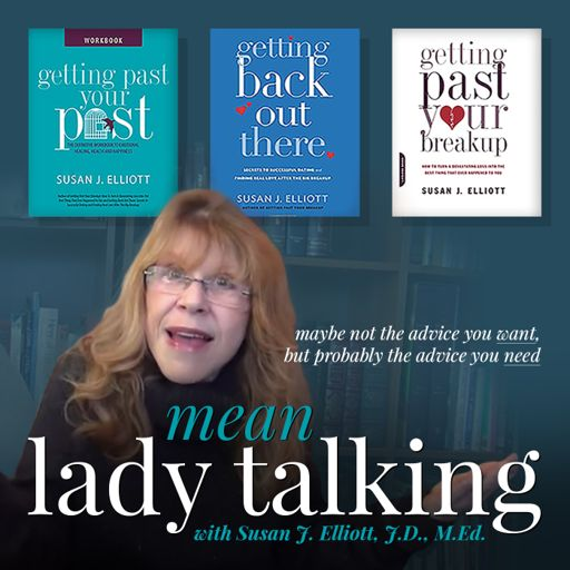 Cover art for podcast The Mean Lady Talking Podcast