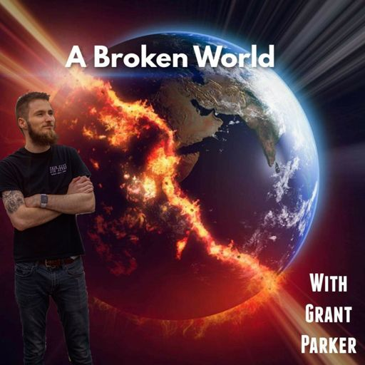 Cover art for podcast A Broken World