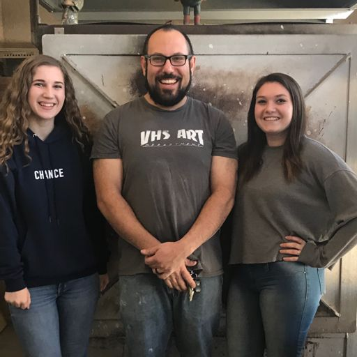 8ae673252 The Teacher & The Students   Ryan Reich, Moriah Ritchie, & Masey Park    Episode 401 from The Potters Cast   Pottery   Ceramics   Art   Craft on  RadioPublic