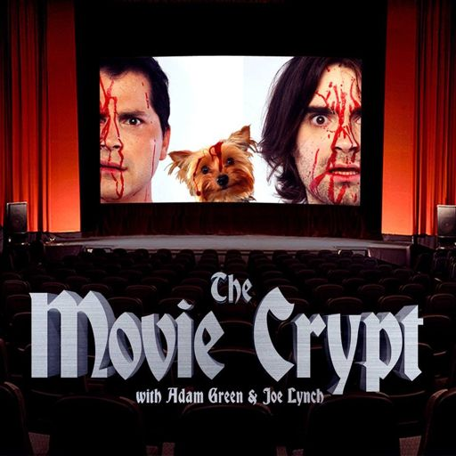 Cover art for podcast The Movie Crypt