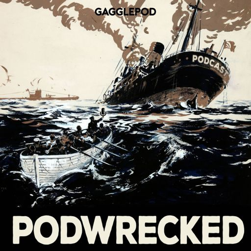 Cover art for podcast Podwrecked