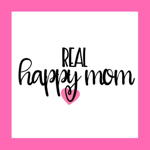 Cover art for podcast Real Happy Mom Podcast