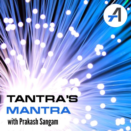 Cover art for podcast Tantra's Mantra with Prakash Sangam