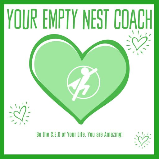 Cover art for podcast Your Empty Nest Coach Podcast