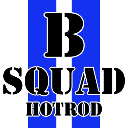 Cover art for podcast B Squad Hotrod