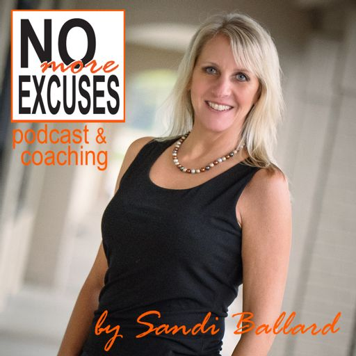 Cover art for podcast No More Excuses: Monday Motivation podcast