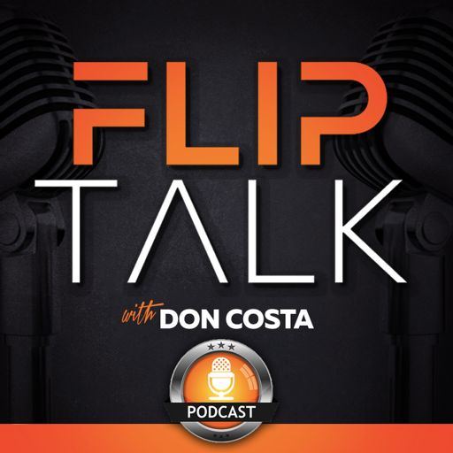 Cover art for podcast The Flip Talk Podcast with Don Costa