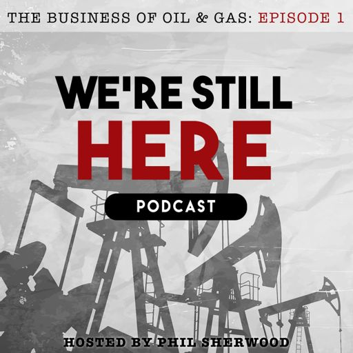 Cover art for podcast We're Still Here Podcast