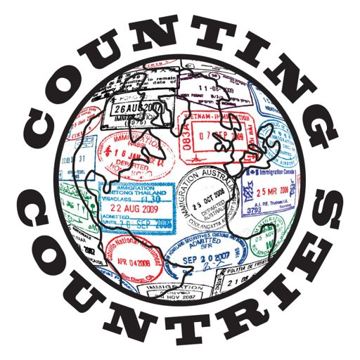 Cover art for podcast Counting Countries