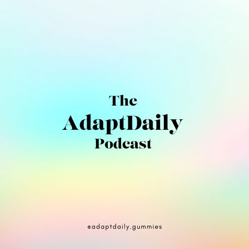 Cover art for podcast The AdaptDaily Podcast