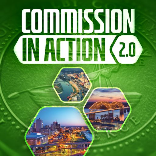 Cover art for podcast COMMISSION IN ACTION 2.0 powered by KUDZUKIAN