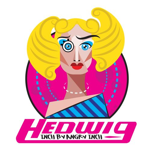 Cover art for podcast Hedwig: Inch by Angry Inch