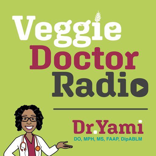 Cover art for podcast Veggie Doctor Radio