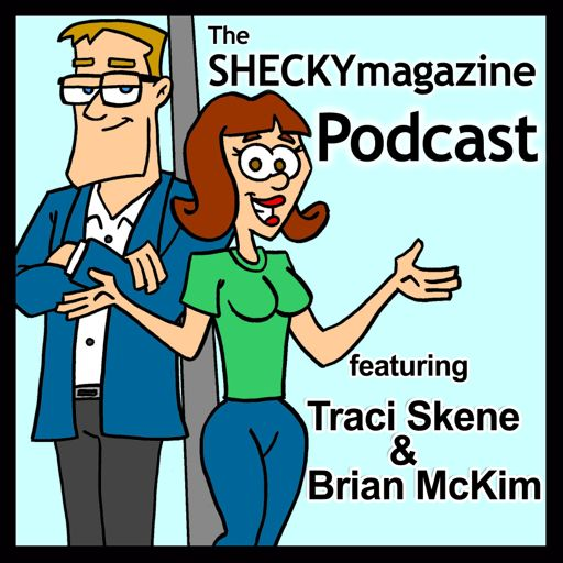 Cover art for podcast The SHECKYmagazine Podcast
