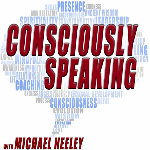 Cover art for podcast Consciously Speaking