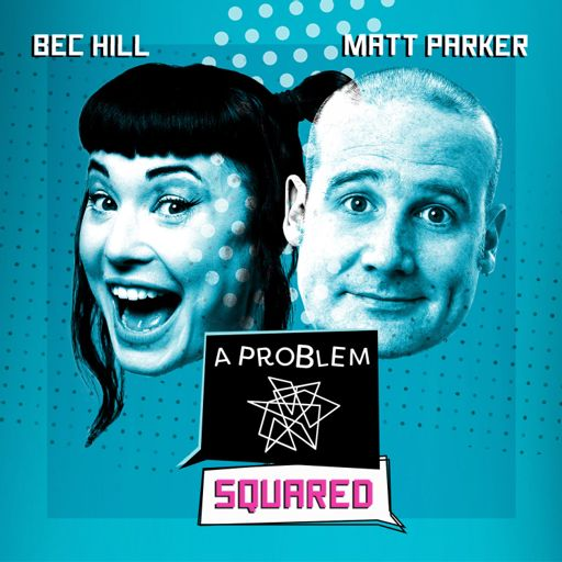 Cover art for podcast A Problem Squared