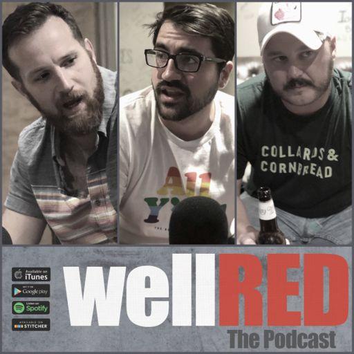 Cover art for podcast wellRED podcast