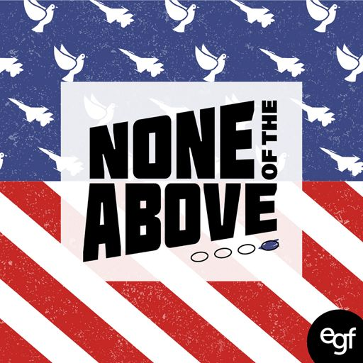 Cover art for podcast None of the Above