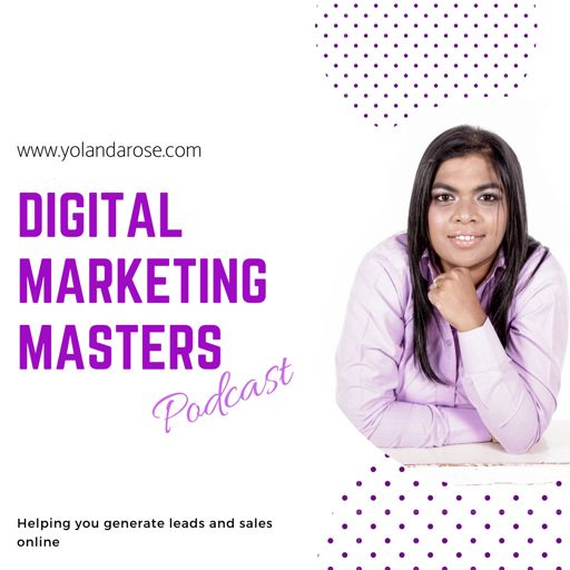 Cover art for podcast Digital Marketing Masters Podcast