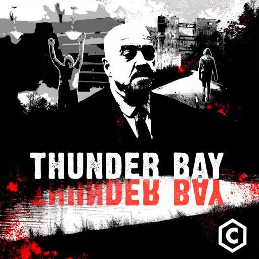 Cover art for podcast Thunder Bay