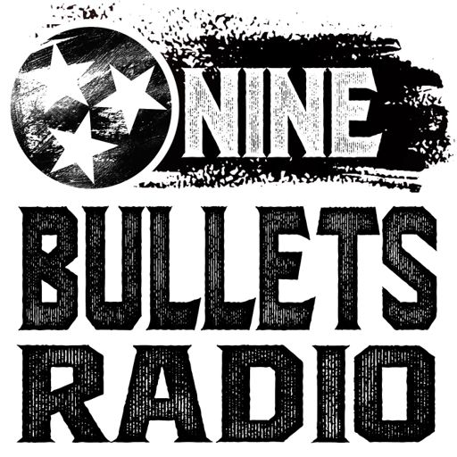 Cover art for podcast Ninebullets Radio: An Americana Music Podcast