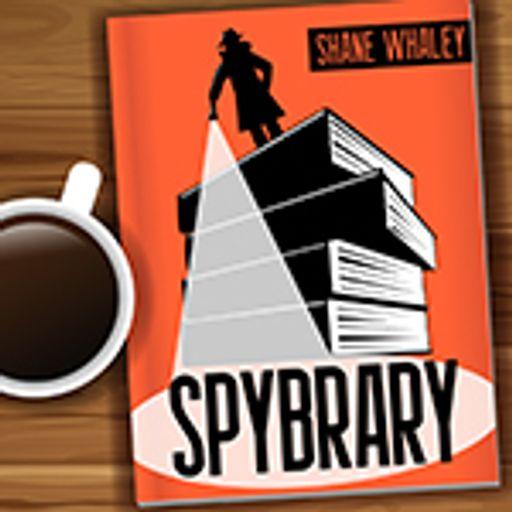 Cover art for podcast Spybrary