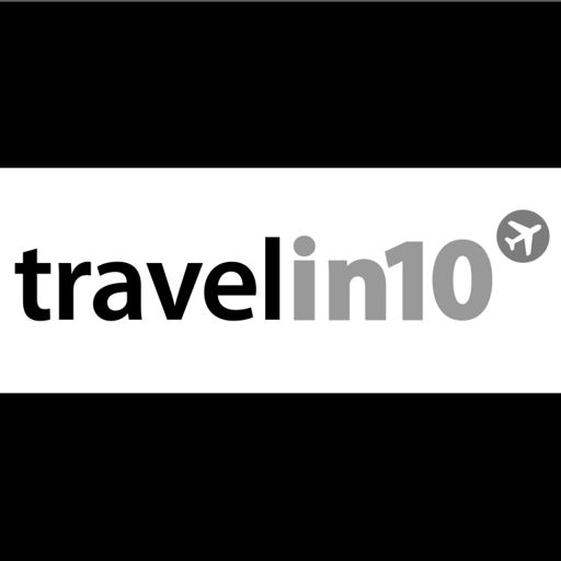 Cover art for podcast Travel in 10