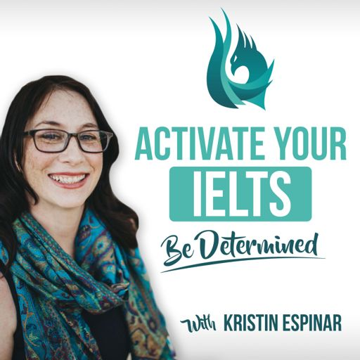 Cover art for podcast Activate Your IELTS: Be Determined
