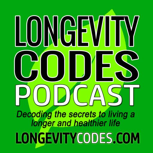 Cover art for podcast Longevity Codes Podcast