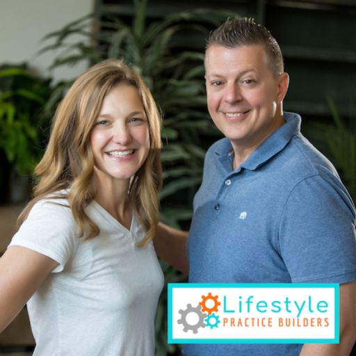 Cover art for podcast Lifestyle Practice Builders for Chiropractors