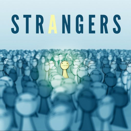 Cover art for podcast Strangers
