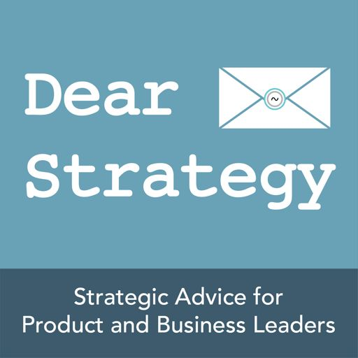 Cover art for podcast Dear Strategy