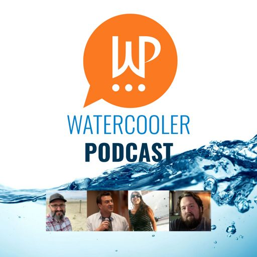 Cover art for podcast WPwatercooler - Weekly WordPress Talk Show