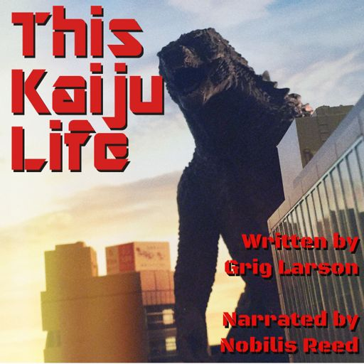 Cover art for podcast This Kaiju Life