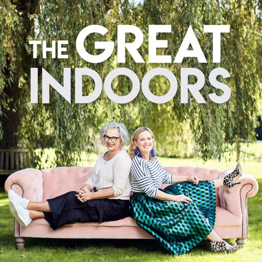 Cover art for podcast The Great Indoors