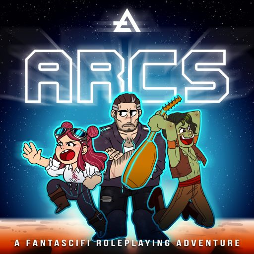 Cover art for podcast ARCS
