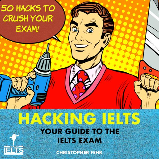 Cover art for podcast Hacking IELTS