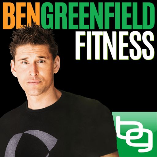 Cover art for podcast Ben Greenfield Fitness